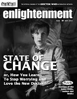 My first issue of Enlightenment!