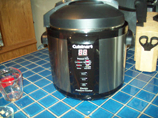 A Busy Mom's Best Friend In the Kitchen – An Electronic Pressure Cooker!