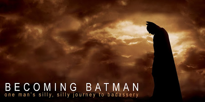 Becoming Batman