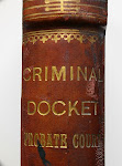 Criminal Docket