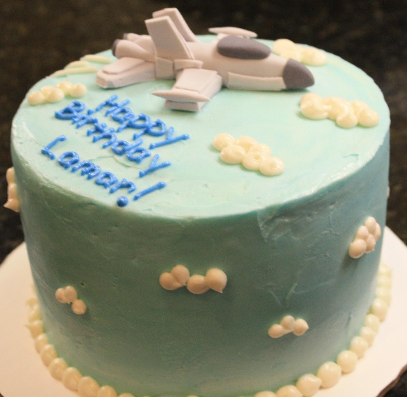 Beccas Topsy Turvy Tales Jet Cake