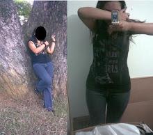 otra vez yo antes y ahora