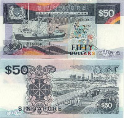 Picture Singapore Money on Singapore Currency Notes Has Feng Shui