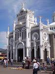 La Basilica de Nuestra Senora de Los Angeles in Cartago