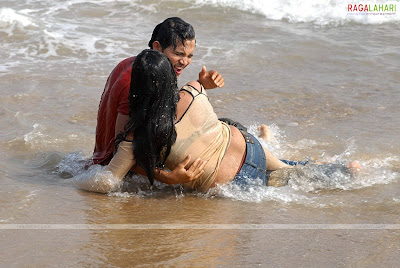 priyamainaanjali wet panty at beach