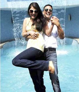 Aishwarya Rai in Action Replay image
