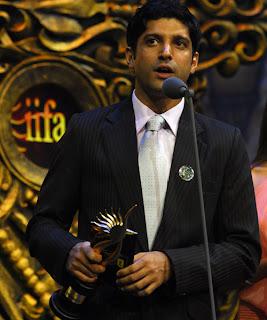 Farhan Akhtar won the Best Debutant (Male)