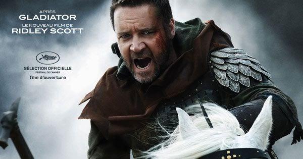 Le rat à la page Robin des bois, de Ridley Scott ~ Acteur De Robin Des Bois