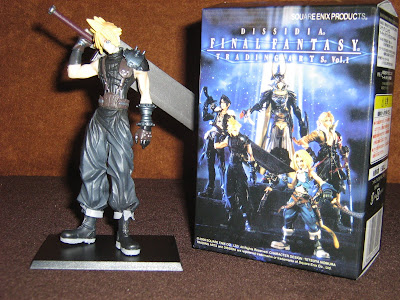 Final Fantasy Dissidia Action Figure