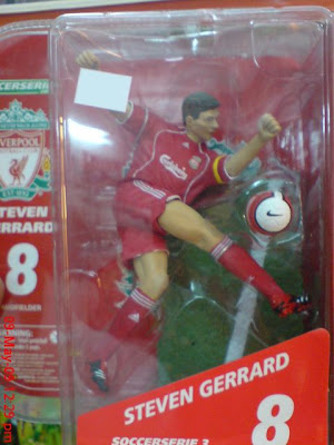 Action Figures - Footballer