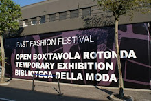 Fast Fashion Festival - outside