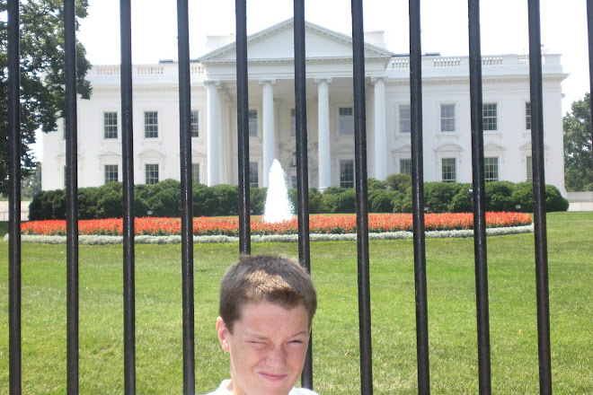 Jimmy and the White House