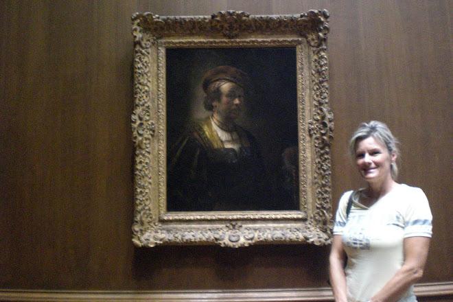 I Love Rembrandt!