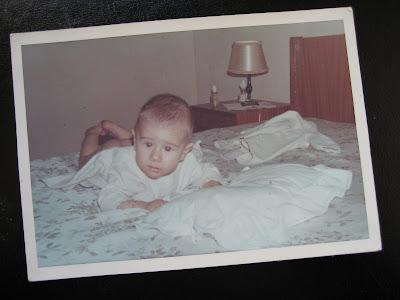 Os bebés em 1969 também eram bonitos!