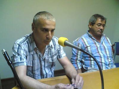 Sérgio Valadares e Armando José Guerreiro