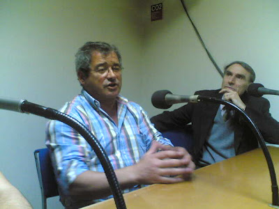 Armando José Guerreiro e Jacinto Maria do Ó