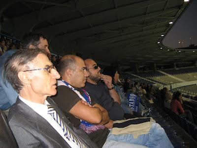 Jacinto do Ó, Telmo Carvalho, Pedro Lourenço e Teresa Jesus