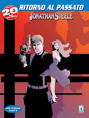 Jonathan Steele #Speciale decennale Star Comics
