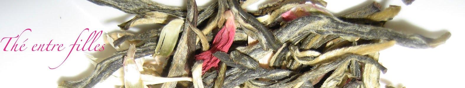 Blog sur le thé : Thé entre filles
