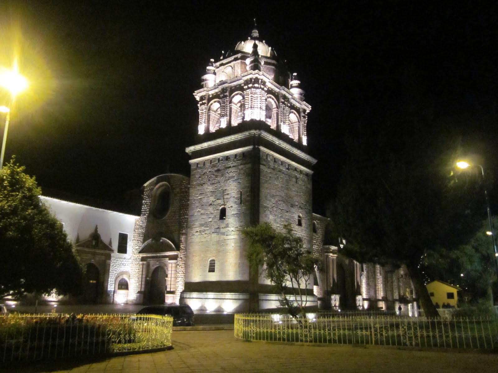 Santa Domingo church