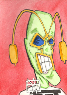 ambush bug, j(ay)