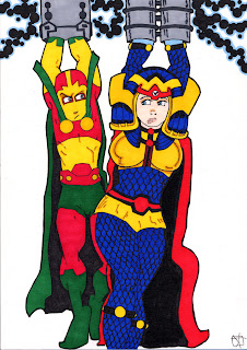 mister miracle, big barda