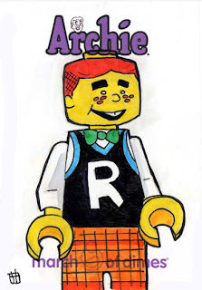 Archie, march of dimes, lego, j(ay)