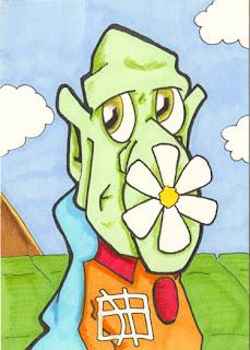 flowering nose, seth fisher