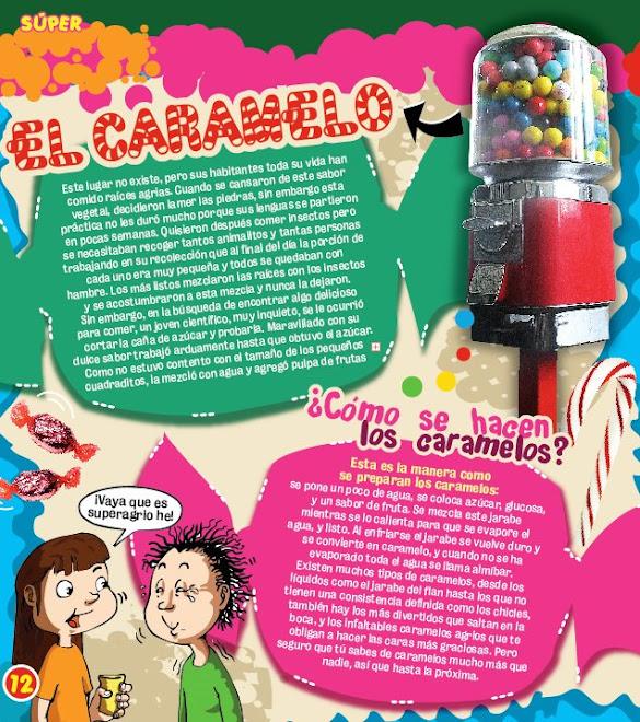 Revista LA PANDILLA El Comercio