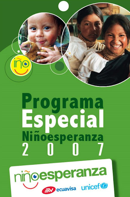 Carnet Niño Esperanza