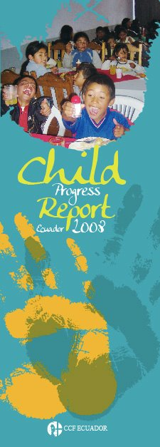 Tríptico Child Report