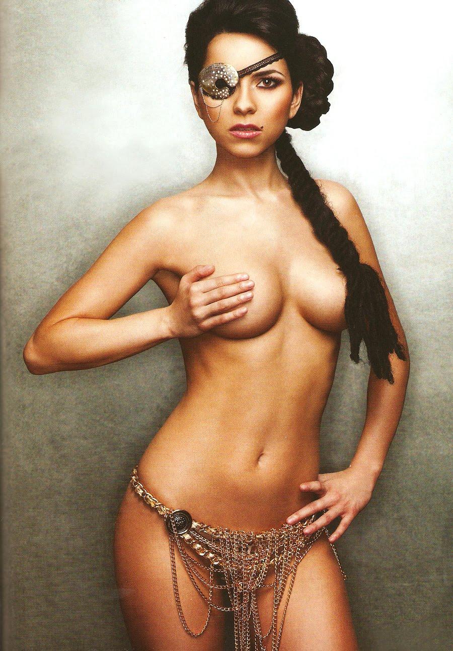 inna fhm romania 32 Kayden Kross nude   Caughtpeepin.com