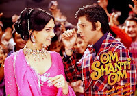 movie review of om shanti om film