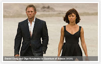 quantum of solace movie review photos stills images