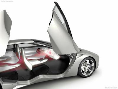 Pininfarina Sintesi Concept Car