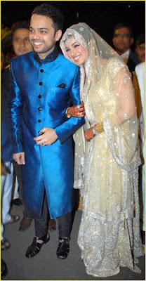 ayesha takia wedding photos card shaadi marriage farhan azmi pictures images reception nikaah snaps