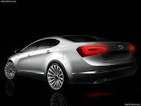 2010 kia vg sedan sports concept car cost price rate images stills render