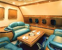 sulatan of brunai private plane royal aircraft bruni