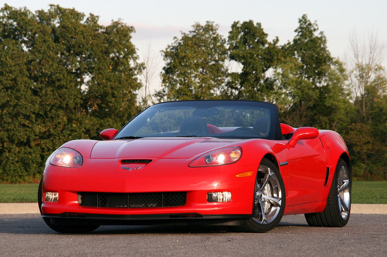 2008 chevrolet corvette chevy pictures photos gallery - 2008 Red Corvette Convertible Viewing Gallery