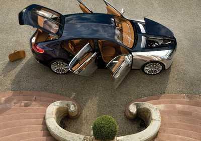 Bugatti Galibier Concept 2009