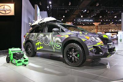 Billabong Toyota Venza  2010
