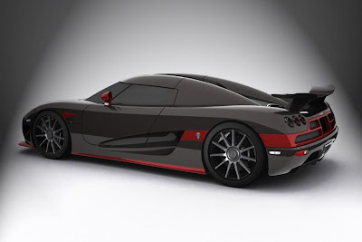 Koenigsegg CCX & CCXR Special Edition