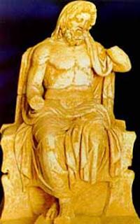 Ops Roman Goddess