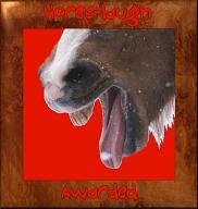 HORSE LAFF!