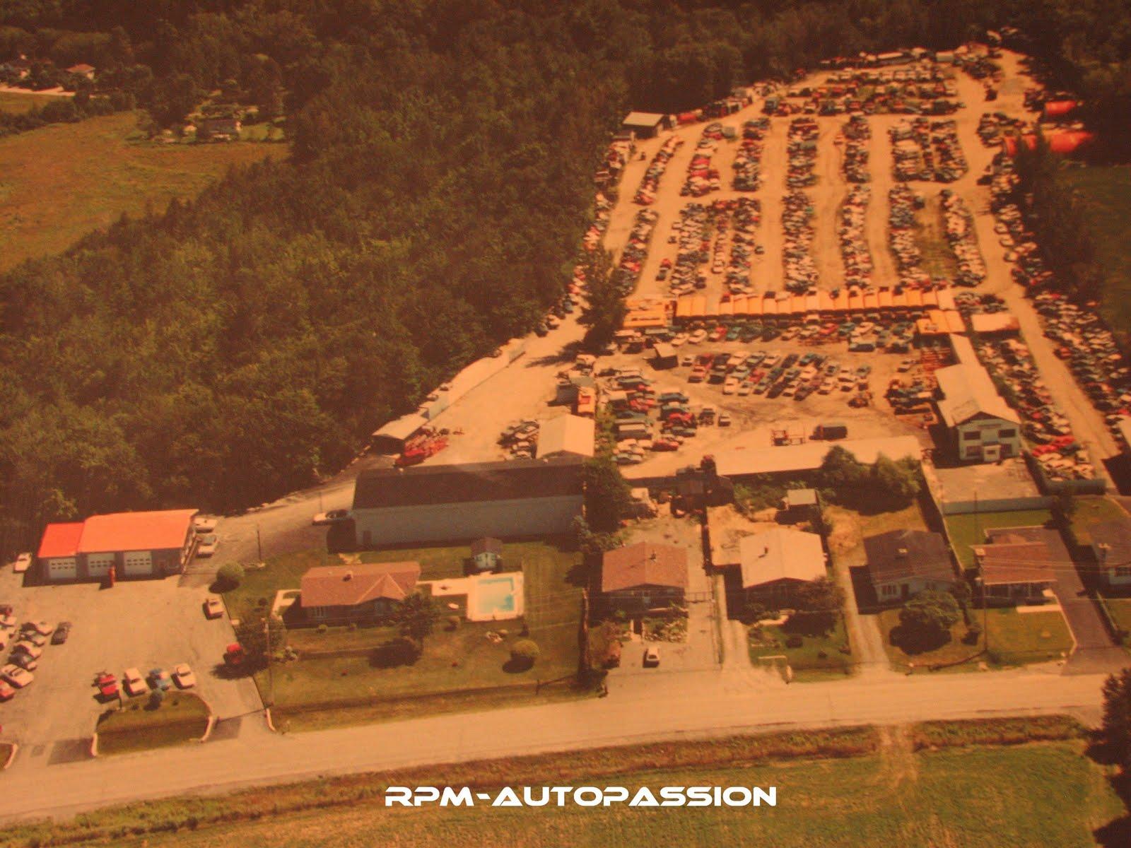 Rpm Autopassion Garage Fernand Dumulong Inc