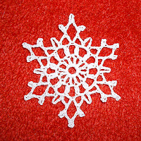 Pat Depke Books Crochet Snowflakes & Angel PD-5561