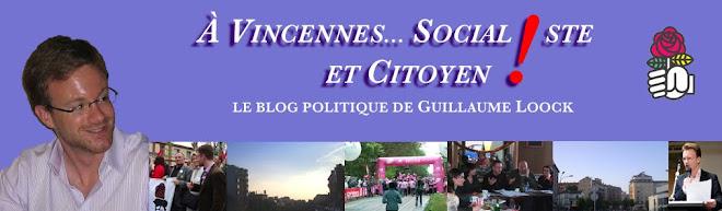 À Vincennes... Socialiste et citoyen !
