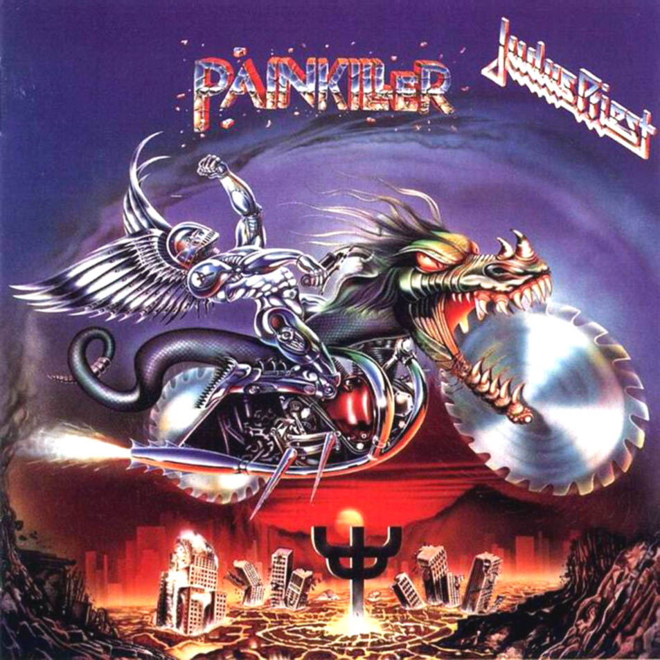 Judas Priest oficial Dragonaut – Judas Priest