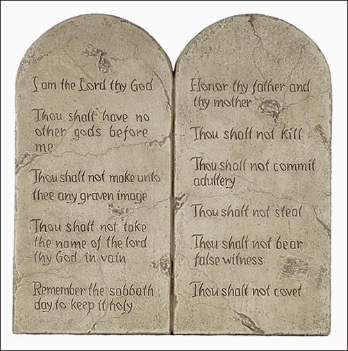 10+commandments+for+children+printable