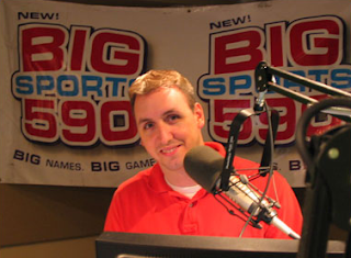 Matt Perrault, courtesy of BigSports590.com